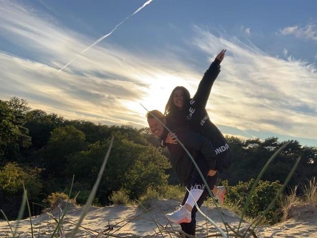 Gracia Indri dan kekasihnya telah menjalin hubungan sejak 2019.