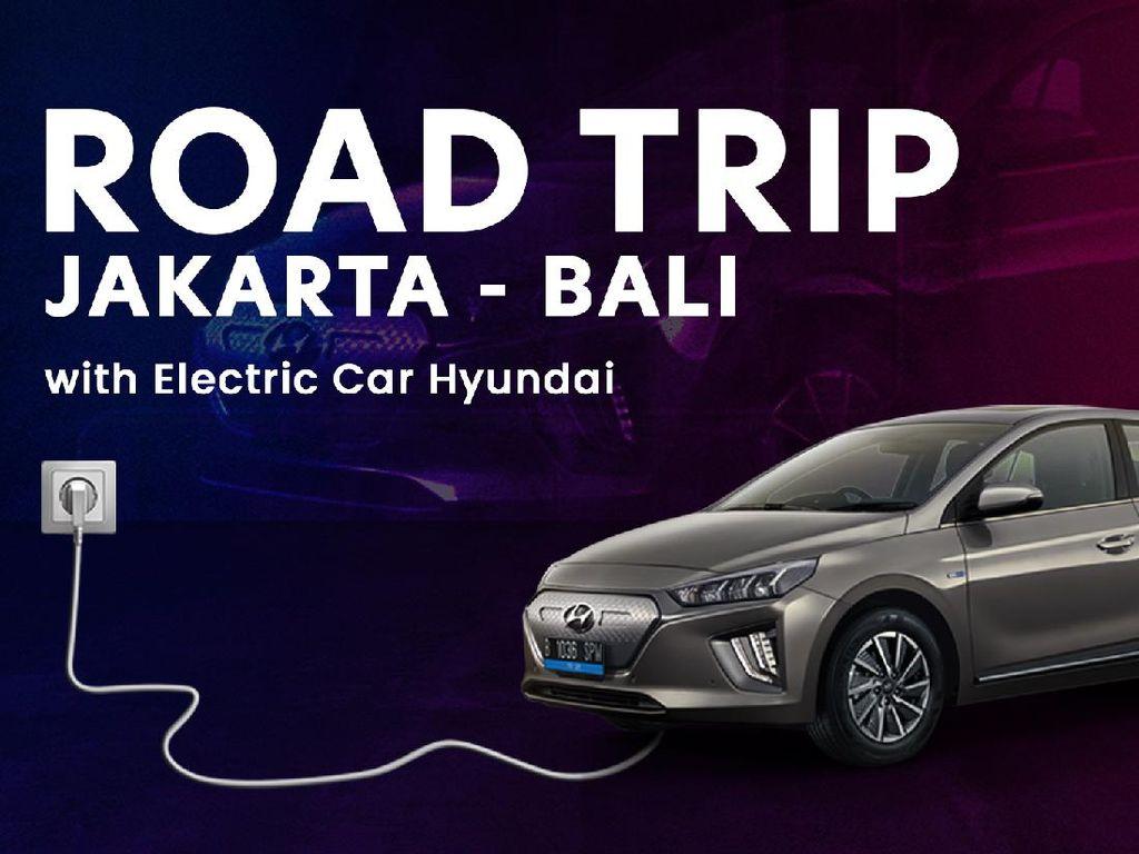 Super Hemat! Perjalanan Jakarta - Bali Bareng IONIQ Electric