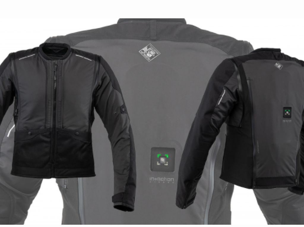 Jaket Airbag Ini Disapa Tucano Urbano Airscud