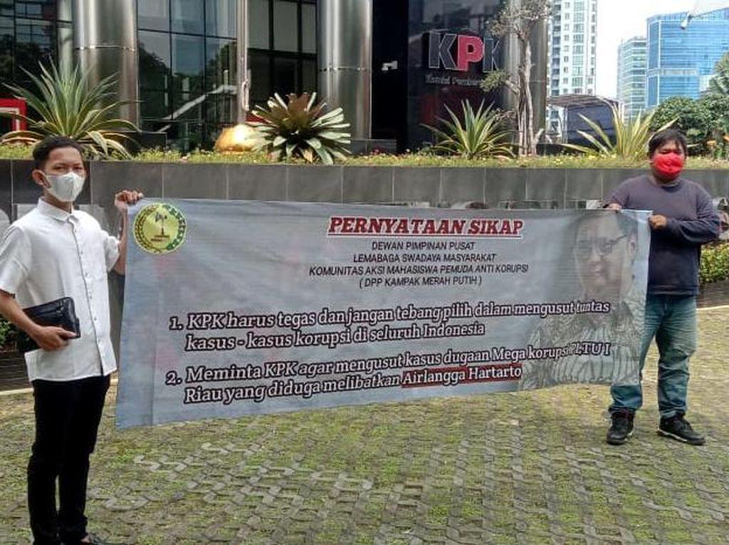Kampak Desak KPK Tuntaskan Kasus Korupsi PLTU Riau 1