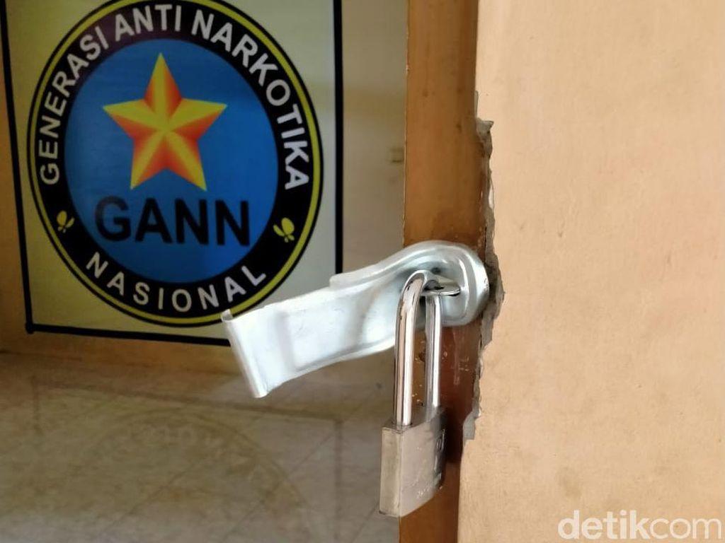 Kantor GANN Karawang Dirusak Sekelompok Orang yang Mengaku Polisi