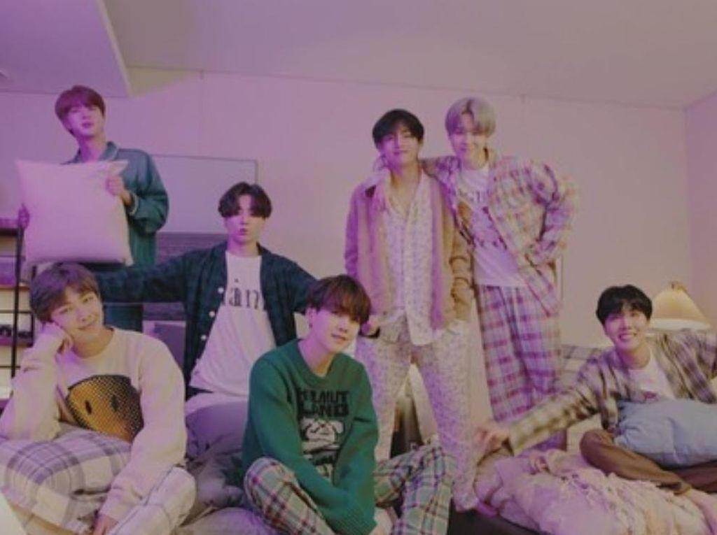 BTS Rilis Lagu Butter, 5 Lagu K-Pop Hits Ini Juga Pakai Nama Makanan