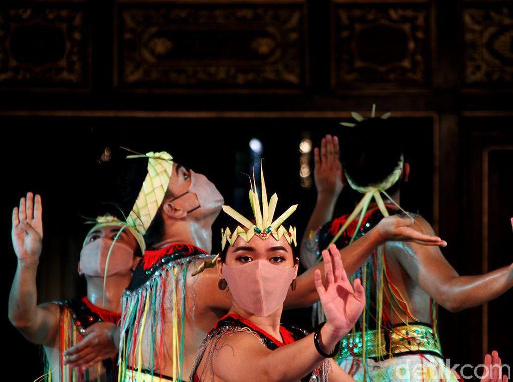 Ragam Gerak Dasar Tari Tradisional Jawa, Betawi, Bali, dan Sulawesi Selatan