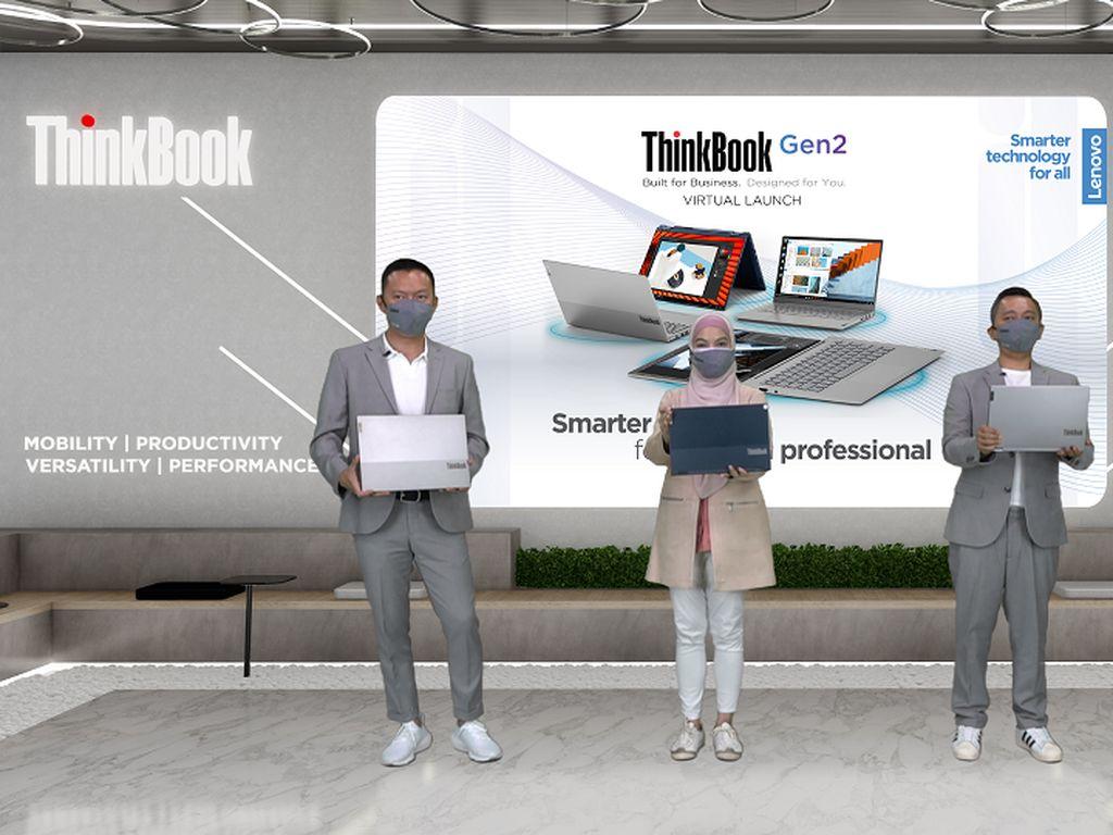 Lenovo ThinkBook Diperbarui, Apa Saja yang Baru?