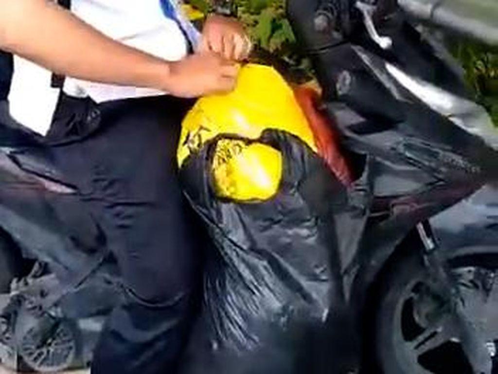 Detik-detik Pria Bawa Alat Tes Antigen Bekas di Bandara Kualanamu Diciduk