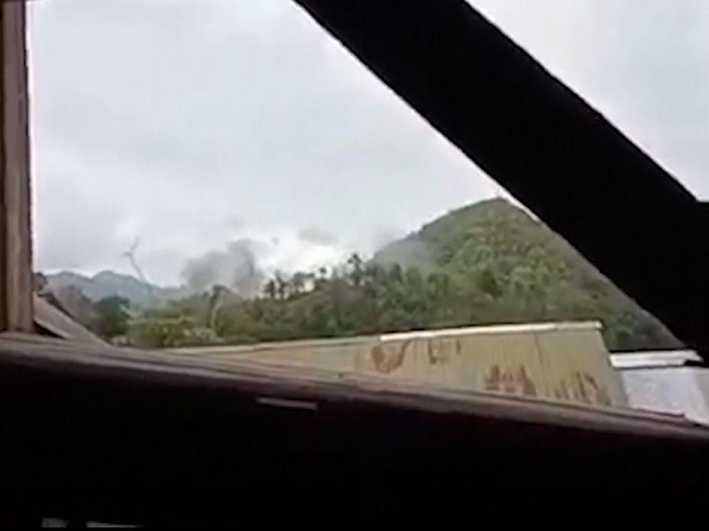 6 Serangan Udara Militer Myanmar Gempur Wilayah Karen