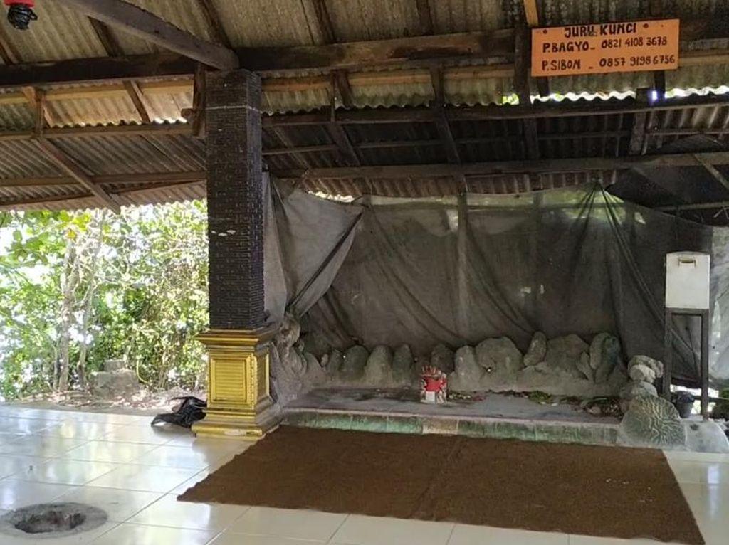 Pantai Pasetran Gondo Mayit Jadi Jujugan Pengobatan Alternatif