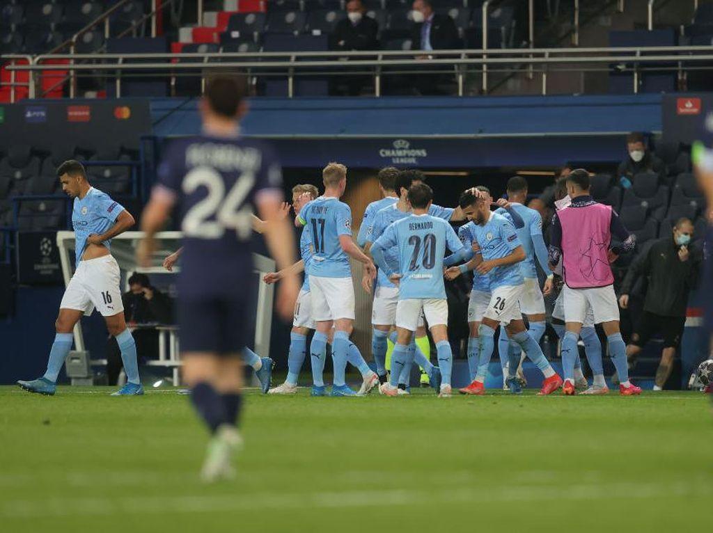 Man City Pede ke Final Liga Champions, Ini Bahan Bakar-nya