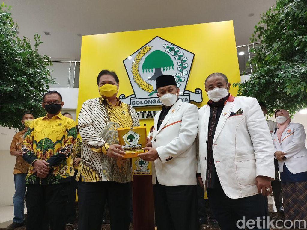 PKS-Golkar Bertemu, Sepakat Utamakan Politik Kebangsaan Bukan Identitas