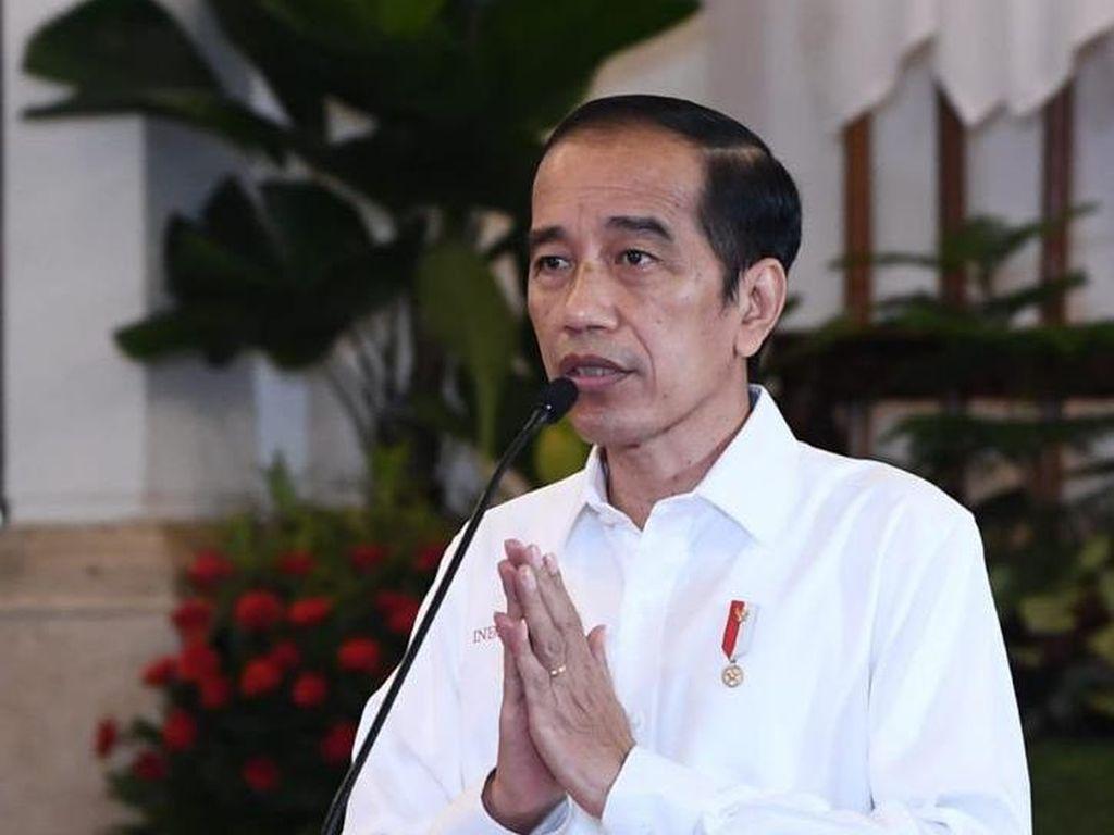Jokowi: Buruh adalah Aset Besar Bangsa
