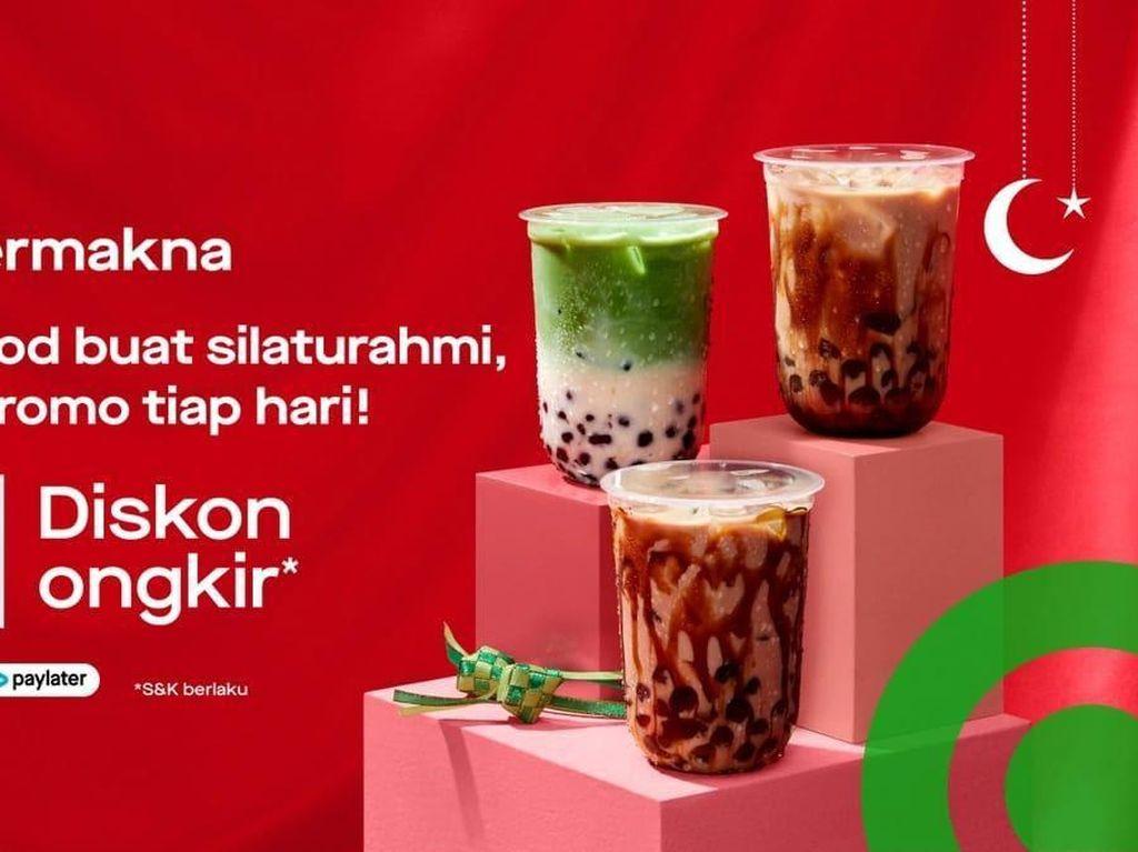 Promo Bermakna Ramadhan, GoFood Kasih Diskon hingga Rp 110 Ribu