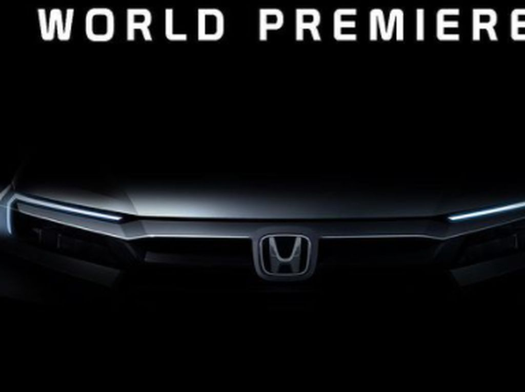 Honda Rilis Teaser Mobil Baru: BR-V, Mobilio, atau Penantang Raize-Rocky?