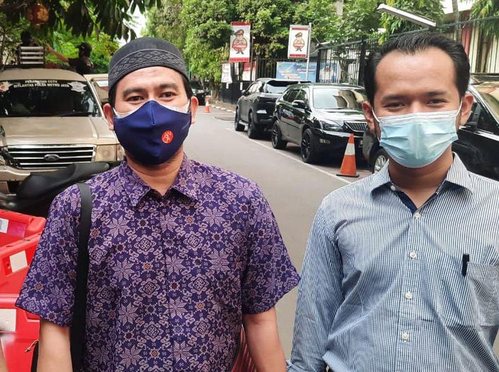 Pengacara Ditolak Besuk Munarman di Rutan Polda Metro