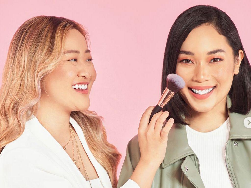 Tren Makeup Lebaran 2021: Warna Riasan Serba Peach