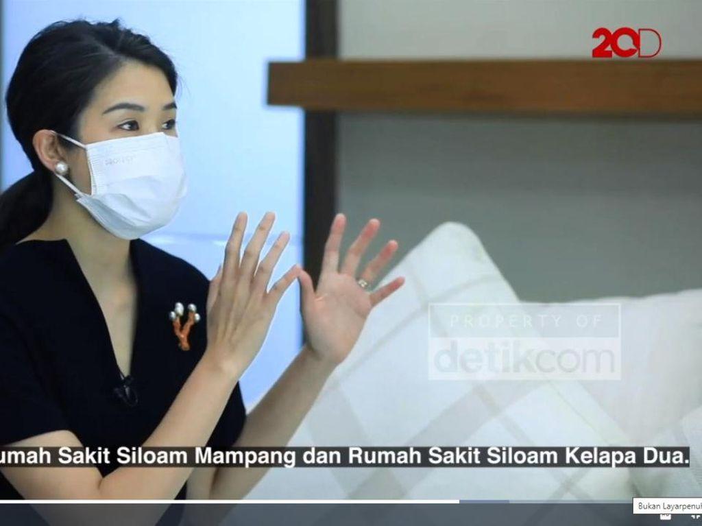 Jurus Siloam Hospitals Bantu Pemerintah Tangani Pandemi COVID-19