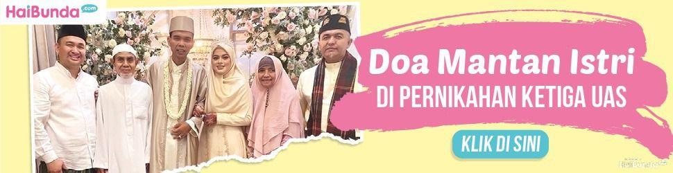 banner doa mantan istri uas