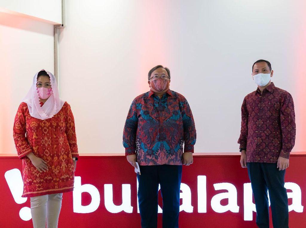 Resmi! Bambang Brodjonegoro Jadi Komisaris Utama Bukalapak