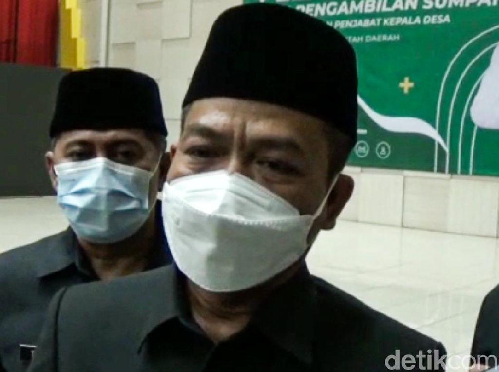 Soal Kepala Daerah Dapat THR, Begini Respons Bupati Bandung