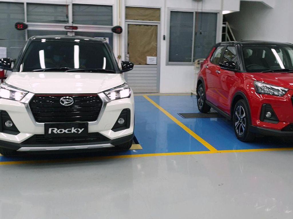 Daihatsu Rocky 1.000 cc Dapat Diskon PPnBM, Ini Daftar Varian dan Harganya