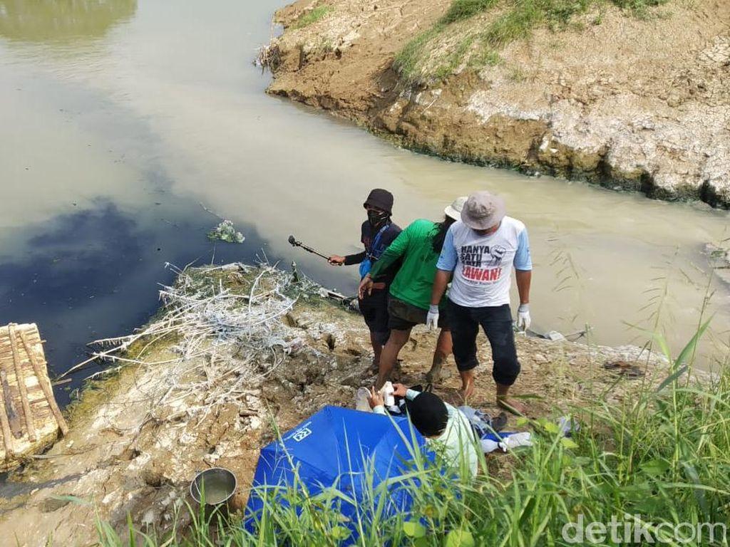 Sungai Citarum-Cibeet Disebut Tercemar, Ini Kata DLHK Karawang