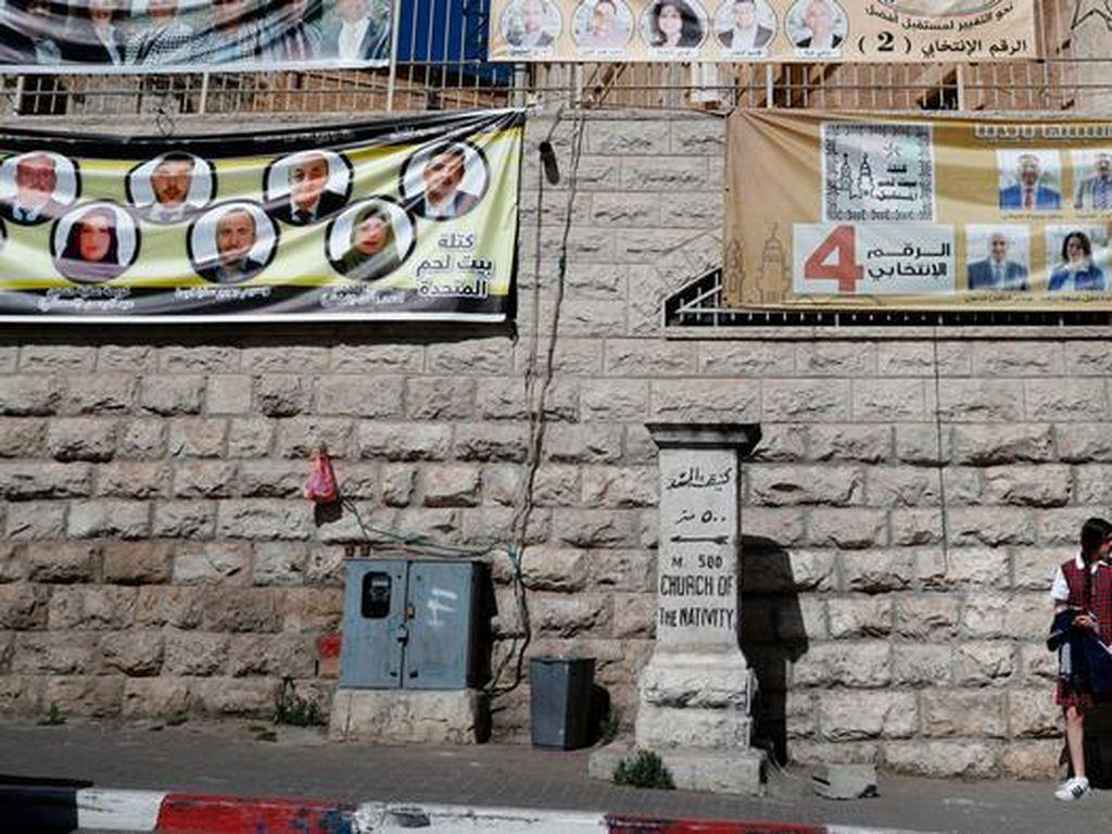 Dirundung Perpecahan, Fatah Pertimbangkan Tunda Pemilu Palestina