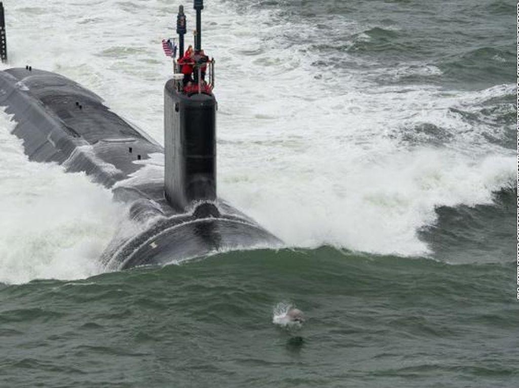 Korsel Berhasil Uji Coba Rudal Balistik Kapal Selam Buatan Sendiri