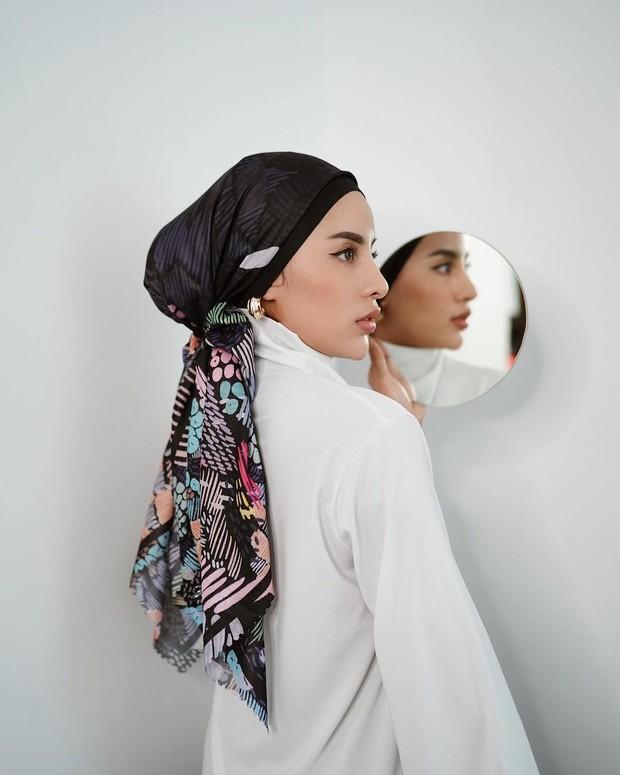 Hijab anti gerah