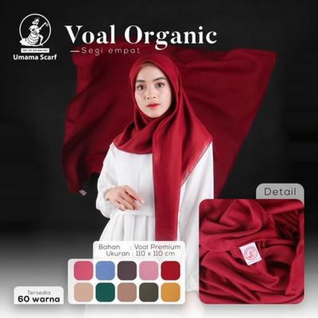 Hijab bahan voal/umamascarf.com