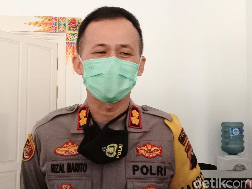 Kapolres Purworejo Siap Dilaporkan soal Bentrok Demo Tambang di Wadas