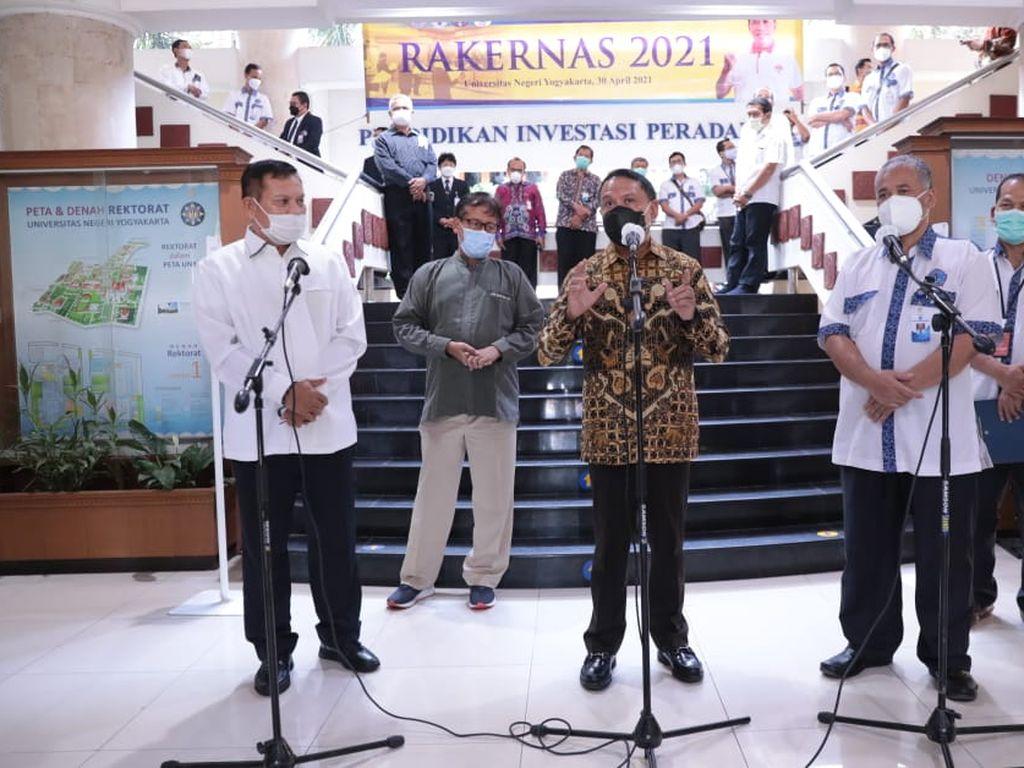 Kemenpora Minta Ikatan Sarjana Olahraga Indonesia Buat Terobosan