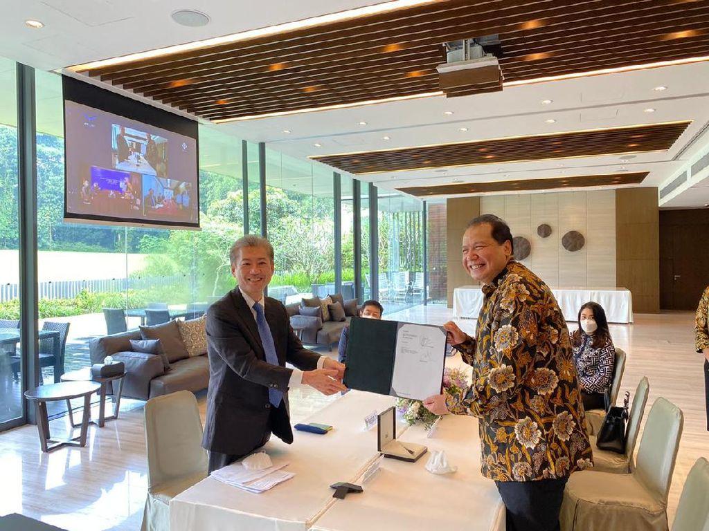 Mitsui Borong Obligasi CT Corp, Bukti Tingginya Kepercayaan Asing ke RI