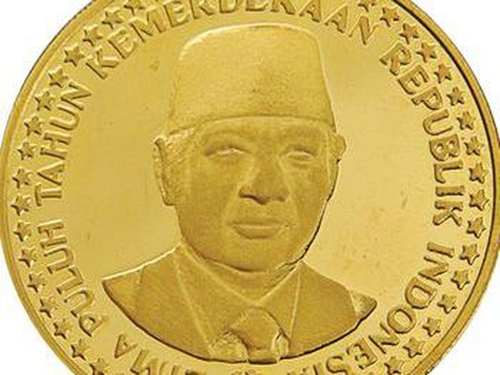 Bukan Recehan, BI Juga Pernah Terbitkan Uang Koin hingga Rp 850.000!
