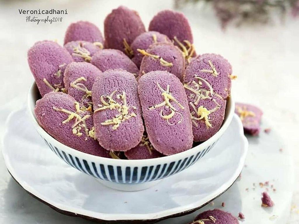 5 Kue Lidah Kucing Kekinian, Rasa Taro dan Red Velvet