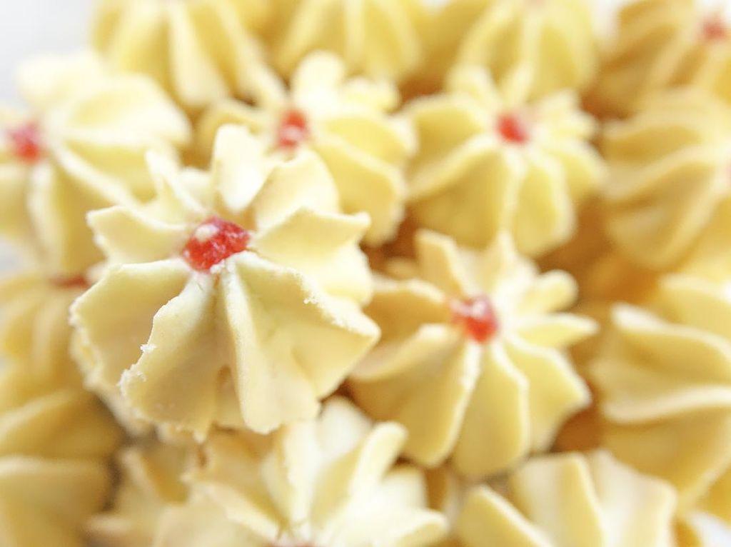 Resep Kue Dahlia Jadul yang Wangi dan Empuk di Mulut
