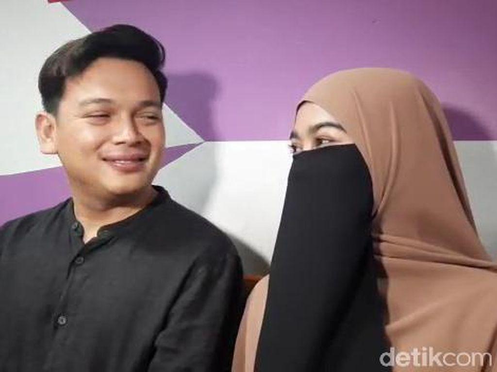Bikin Baper Ucapan Natta Reza ke Wardah Maulina yang Akhirnya Hamil