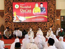 Peringati Nuzulul Quran, Ning Ita Harap Keberkahan untuk Kota Mojokerto