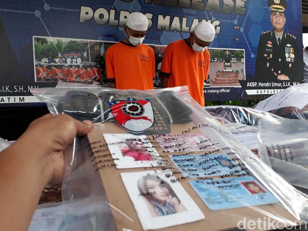 Soal Mayat Wanita Tertutup Tikar di Malang, Polisi Tetapkan 2 Tersangka