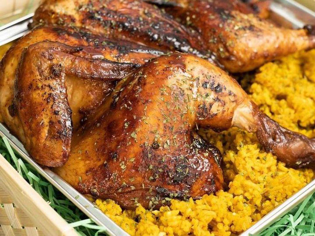 5 Tempat Pesan Ayam Panggang, Cocok Buat Hamper Lebaran!
