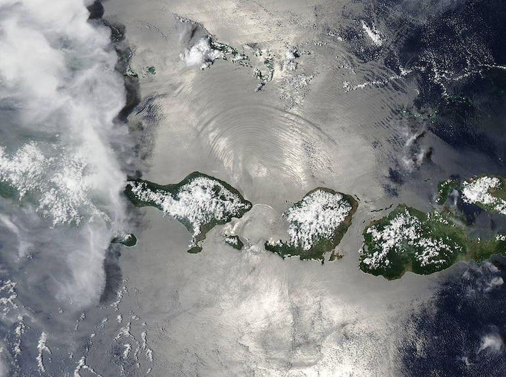 Seperti Apa Arus Bawah Laut yang Disebut-sebut Penyebab Tenggelamnya KRI Nanggala?