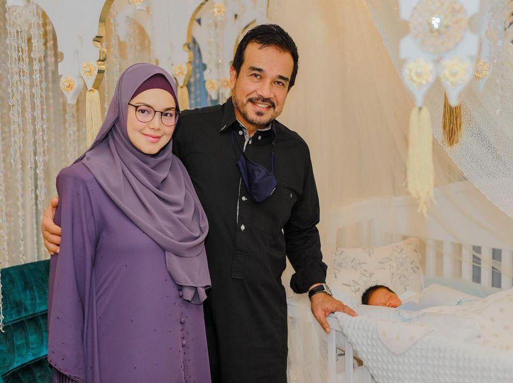 Langgar Prokes, Keluarga Siti Nurhaliza Didenda Rp 69 Juta