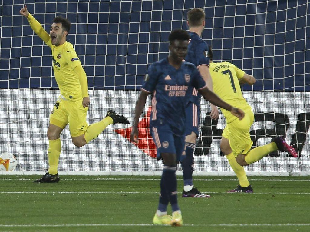 Arsenal Vs Villarreal: Kapal Selam Kuning Masih Tak Diunggulkan