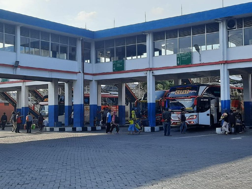 Terminal Bungurasih 6-17 Mei Tetap Buka, Bus AKAP dan AKDP Bisa Masuk