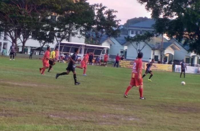 Tim Sepakbola Pusat Pelatihan Olahraga Pelajar Maluku