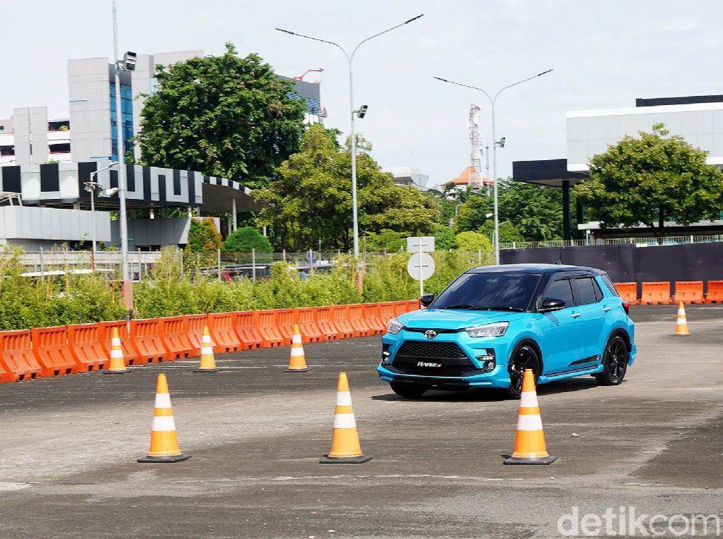 Dibanderol Mulai Rp 219,9 Juta, Ini Spesifikasi Lengkap Toyota Raize