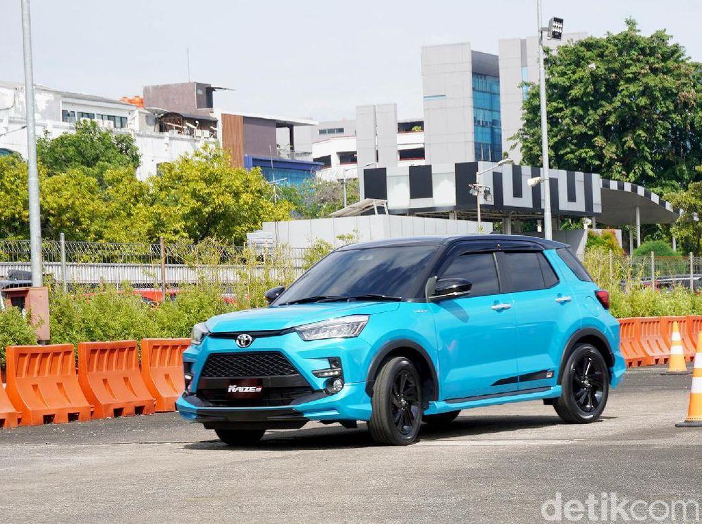 Alasan Toyota Ngotot Kenalkan Raize di Indonesia Meski Ada Rush