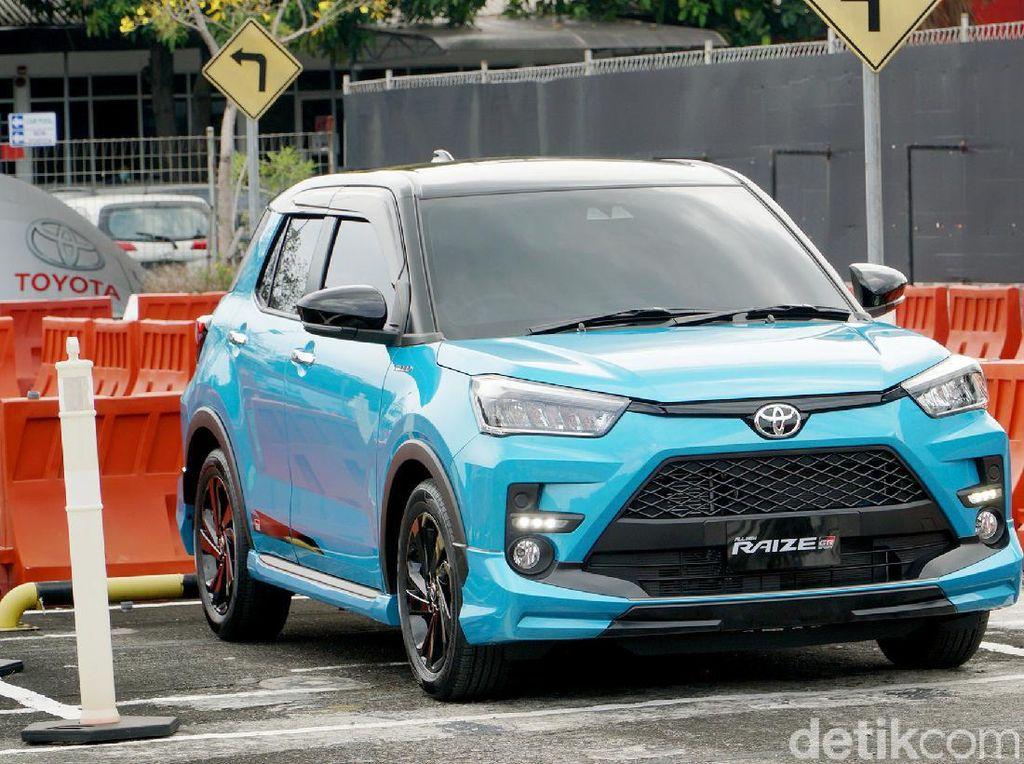 Daftar Harga Mobil Toyota Juli 2021, Paling Murah Rp 144 Jutaan