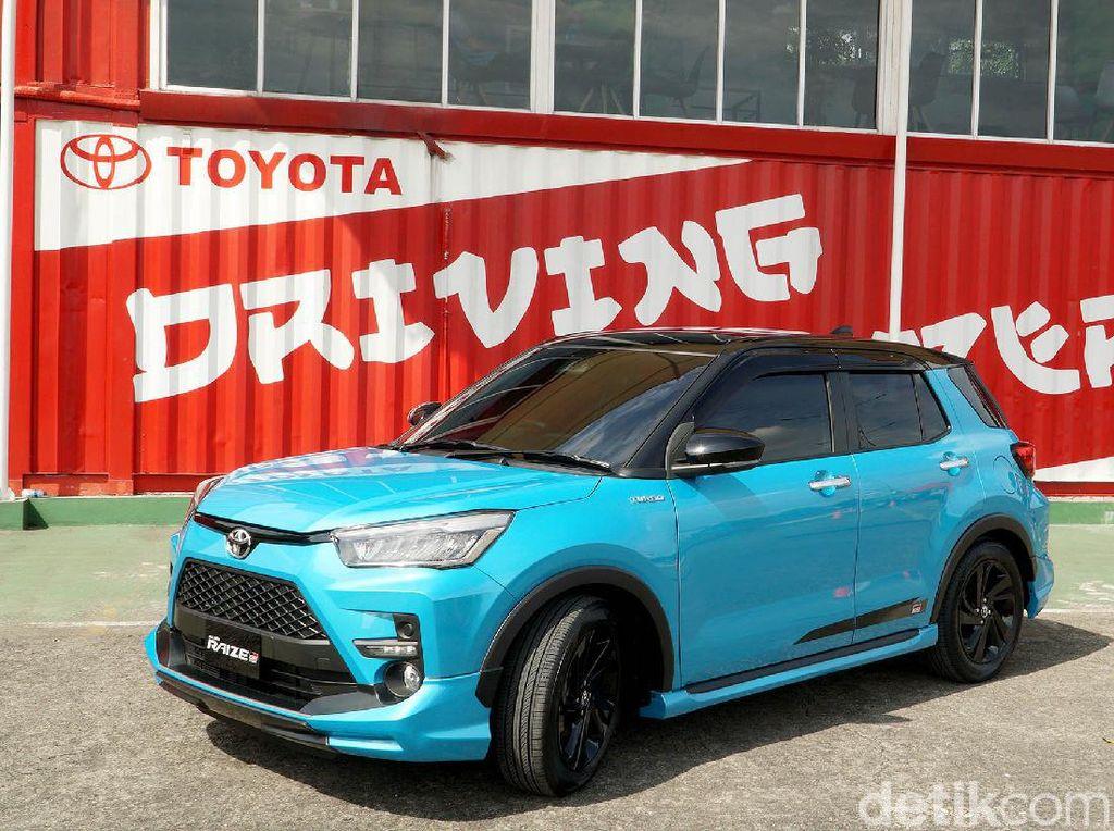 Hadirnya Toyota Raize Bisa Bunuh Rush, Toyota?