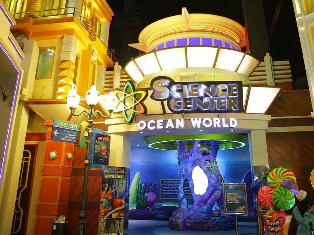 Mari Jelajahi Lautan Terdalam Bersama Ocean World Science Center!