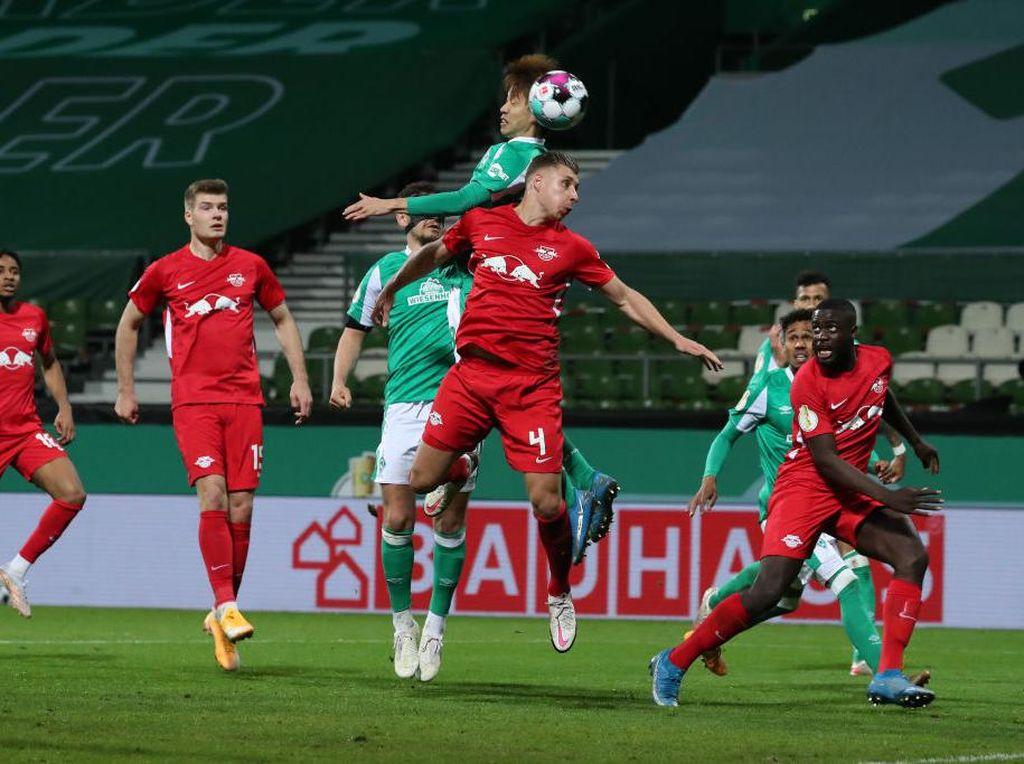 DFB Pokal: Tumbangkan Bremen, Leipzig ke Final