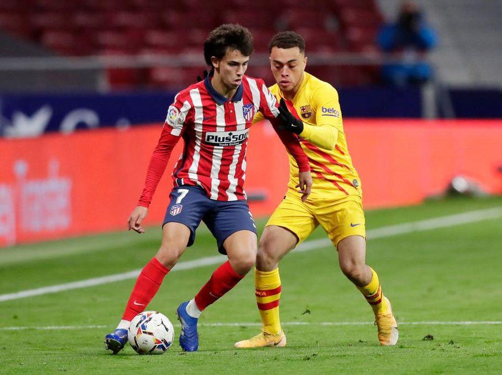 Persaingan Atletico-Madrid-Barcelona-Sevilla Bagus untuk Liga Spanyol